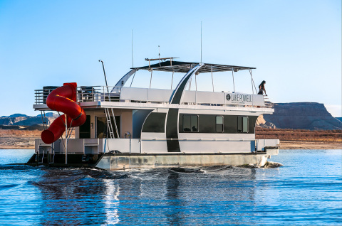 As National Parks reopen across the country, Aramark has modified and enhanced operations at the park properties it manages, including Lake Powell Resorts & Marinas, to meet the safety and hygiene standards of today's environment. (Photo: Business Wire)