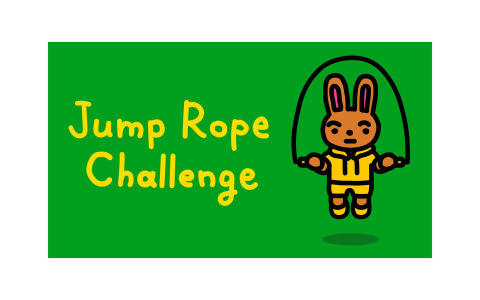 Jump Rope Challenge was created by a small group of Nintendo developers while working from home in Japan as a simple game to add some quick and fun movement into their daily lives. (Graphic: Business Wire)