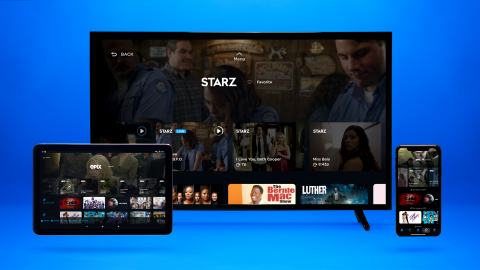 PHILO LAUNCHES STARZ AND EPIX (Photo: Business Wire)