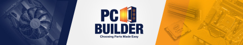Newegg takes the wraps off the Newegg PC Builder, the company's new online configurator for designing and sourcing parts for custom PC builds (Graphic: Business Wire)