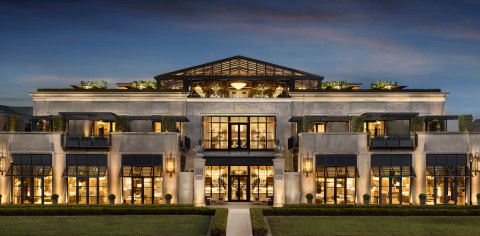 RH CHARLOTTE, THE GALLERY AT PHILLIPS PLACE (Photo: Business Wire)