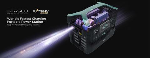 EcoFlow R600 (Photo: Business Wire)