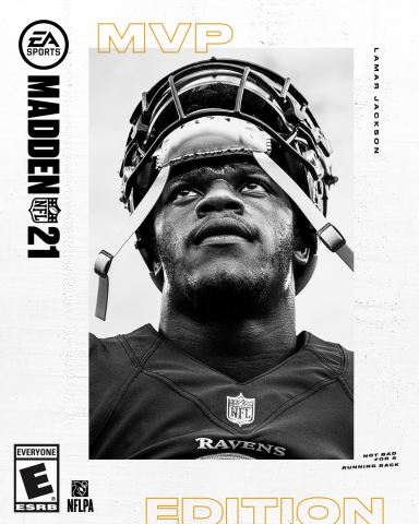 Madden NFL 21 MVP Edition (Photo: Business Wire)