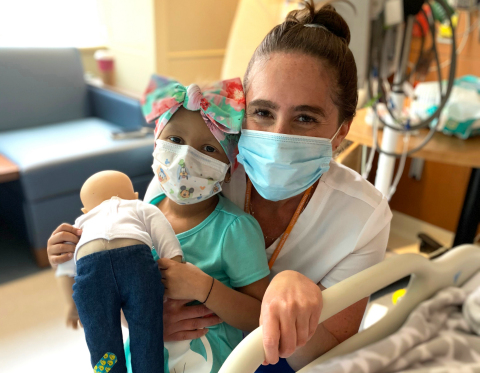 Cohen Children's Medical Center is ranked in nine pediatric specialties by US News and World Report, the most in New York. Credit Northwell Health.