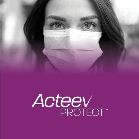 Ascend Performance Materials' Acteev Protect is a breakthrough in antimicrobial fabrics. Unlike topical treatments, Acteev Protect stays active throughout the life of the application. (Photo: Business Wire)