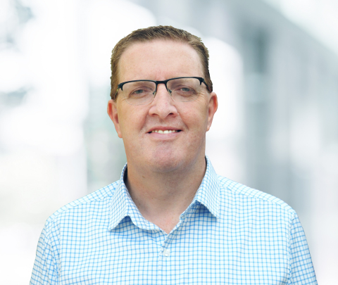 Robert O'Donovan, Chief Financial Officer, Cohesity (Photo: Business Wire).