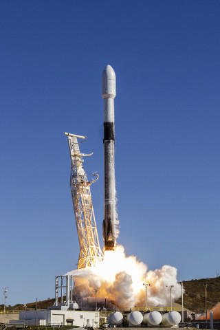 Spaceflight Inc. Signs Multi-Launch Agreement with SpaceX (Image courtesy of SpaceX)