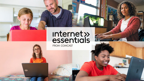 Internet Essentials from Comcast (Photo: Business Wire)