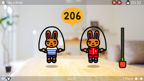 Jump Rope Challenge is now available for free as a limited-time release until the end of September. (Graphic: Business Wire)
