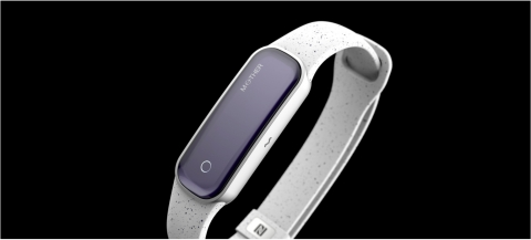 Wearable Tracker - MOTHER - (Photo: Business Wire)