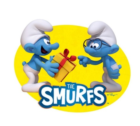 The Smurfs Head to Nickelodeon (Photo: Business Wire)