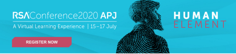 Please join RSA Conference 2020 APJ, a virtual learning experience (Graphic: Business Wire)