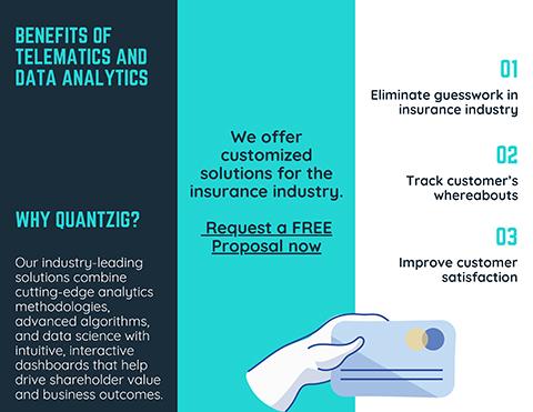 Benefits of Telematics and Data Analytics