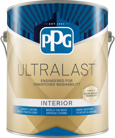 PPG launched ULTRALAST™ paint + primer, which integrates scratch resistance and easy-clean PPG technology used for cars, mobile phones. (Photo: Business Wire)
