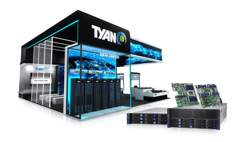 TYAN Server Solutions Online Exhibition Attendees Can Experience Featured Products Showcase, Webinar Sessions and Live Q&A (Photo: Business Wire)