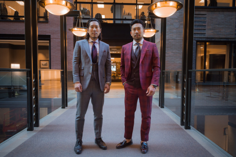 Jean-Jeremie Siow | Co-Founder & COO, Jean-Sebastien Siow | Co-Founder & CEO (Photo: Business Wire)