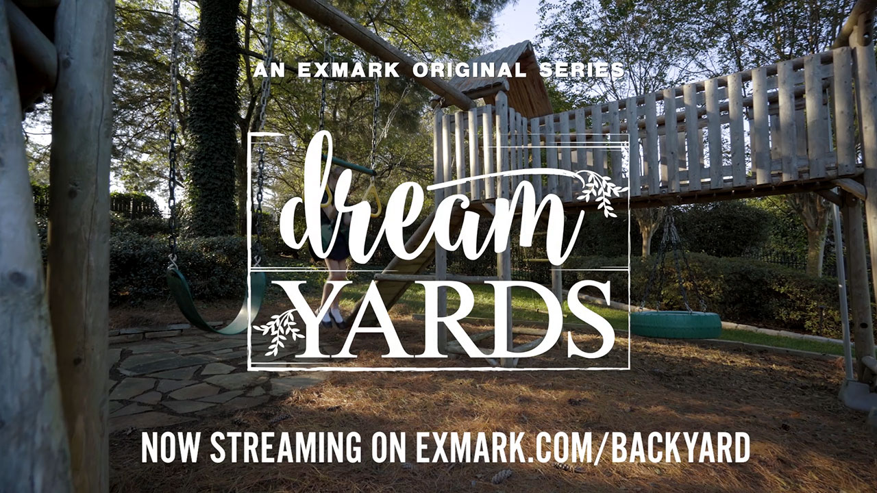 Professional landscape designer, Jane Waldrop, visits Knoxville, Tennessee residents, Andy and Courtney Herda in a new episode of the Exmark Original Series, Dream Yards.