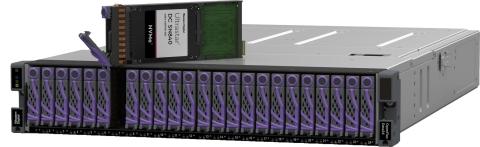 Ultrastar® DC SN840 NVMe™ SSD & OpenFlex™ Data24 NVMe-oF™ Storage Platform (Photo: Business Wire)