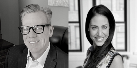 Prodoscore brings on Nadine M. Sarraf as Chief Marketing Officer and Tom Moran as Chief Channel Officer (Photo: Business Wire)