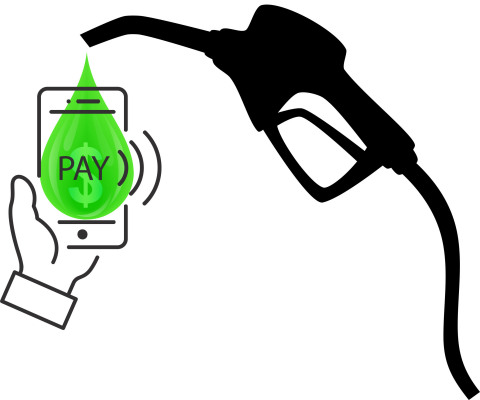 Pay-at-the-pump with first to market, locked-down Android solution-EMV readiness for Petro and C-Store made easy (Graphic: Business Wire)