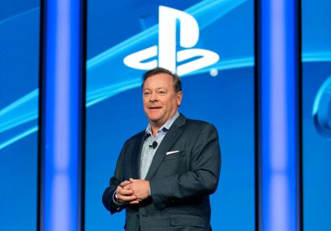 Jack Tretton at E3