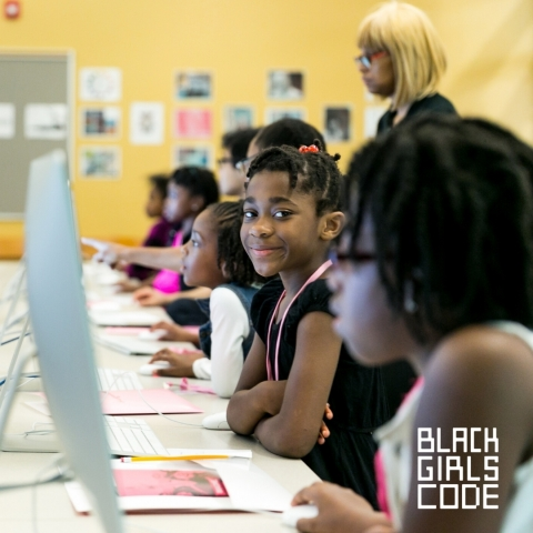 Black Girls CODE is one of six organizations to benefit from the Codefresh Blog for Good program. Established in 2011, Black Girls CODE provides girls from underrepresented communities access to technology and skills necessary to become tech leaders. www.blackgirlscode.com (Photo: Business Wire)