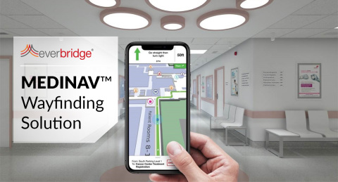 UCI Health Deploys Everbridge's Industry-Leading Mobile Wayfinding Solution (Photo: Business Wire)