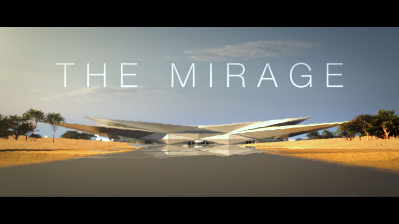 AMAALA Selects Mirage-Inspired Airport Design by Foster + Partners to Take Ultra-Luxury Destination to New Heights (Video: AETOSWire)