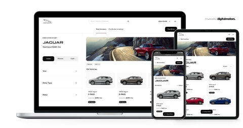 An end-to-end car buying and financing experience powered by Digital Motors (Photo: Business Wire)