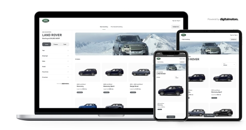 An end-to-end auto buying and financing experience powered by Digital Motors (Photo: Business Wire)