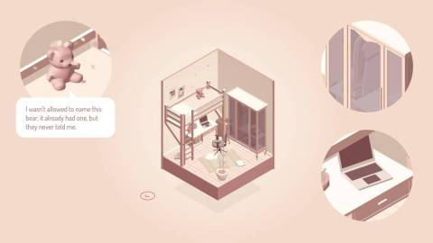 Experience the intricate dioramas and connections of your life and the ripples we all make in the award-winning narrative puzzle game, The Almost Gone. (Photo: Business Wire)