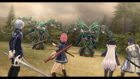 The Legend of Heroes: Trails of Cold Steel III will be available on June 30. (Photo: Business Wire)