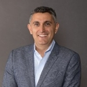 Appointed today, Afshin Yazdian leads Paysafe's newly formed U.S. Acquiring division as its CEO from July 1 (Photo: Business Wire)