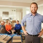 With Empire Today's signature shop-at-home service, you get new floors without the hassle of shopping in stores. (Photo: Business Wire)