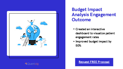 Budget impact Analysis Engagement Outcome.