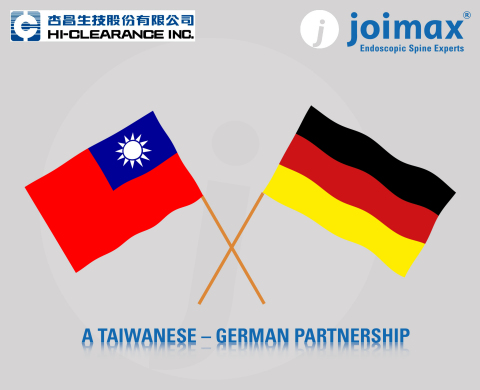 joimax® Signs National Distribution Partner in Taiwan (Graphic: Business Wire)