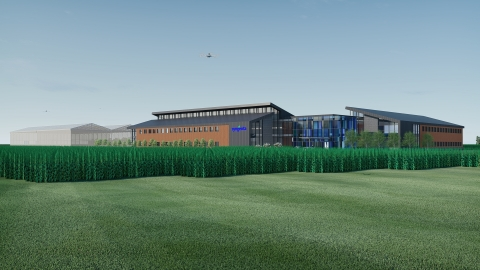 Syngenta Seeds announces investment in a new R&D Innovation & Customer Experience Center in the heart of the US Corn Belt to help bring leading innovation and technologies to US farmers (Photo: Business Wire)