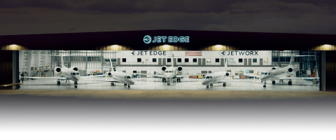 Jet Edge Introduces Industry-Leading Charter Revenue Model (Photo: Business Wire)