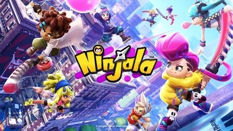 GungHo Online Entertainment, Inc.于2020年6月25日宣布,正式发售Nintendo Switch™用对战忍者口香糖动作游戏「Ninjala」(https://ninjalathegame.com/zh-cn/)下载版,游戏采基本游玩免费制度。为庆祝游戏开始发布,所有下载后登录本游戏的玩家皆可获得游戏内的货币「忍币」共100忍币作为礼物。 (图示:美国商业资讯)