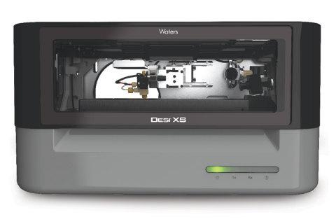 ウォーターズの高分解能質量分析計向けのイメージングオプション DESI XS ソース(写真:ビジネスワイヤ)