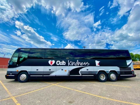To help address the food insecurity issues, CUB is launching free, dedicated bus service from its Broadway and Lake Street stores to alternative CUB stores in the area. (Photo: Business Wire)