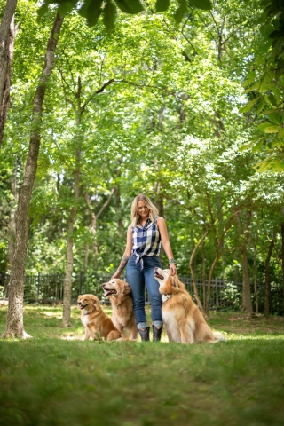 Miranda Lambert is excited to launch her 'On The Farm' line of pet food and treats with Tractor Supply. (Photo: Business Wire)