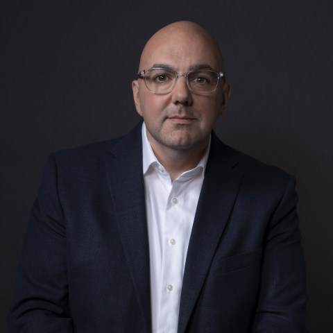 Cameron Scott, LegalShield's First Chief Marketing Officer (Photo: Business Wire)
