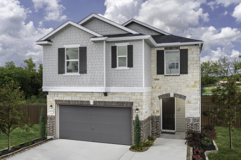 KB Home announces Clearcreek in San Antonio is now open for sales (Photo: Business Wire)