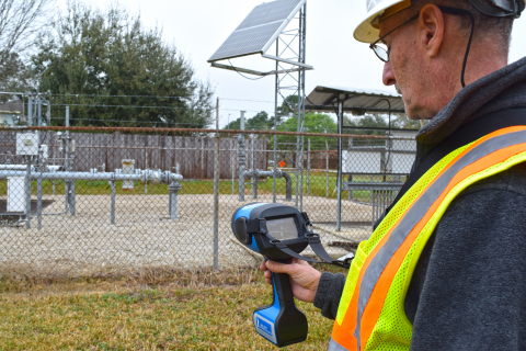 Heath Consultants' RMLD-CS allows users to increase success in reducing emissions from distribution and transmission pipeline networks, as well as above ground fugitive sources like valves. (Photo: Business Wire)