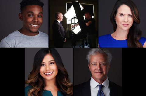 On July 22, more than 200 photographers will create 10,000 professional headshots for unemployed Americans. Headshot Booker has teamed-up with retail real estate giant Brookfield Properties and will create pop-up photo studios at their locations in all 50 states. This is the largest, single-day initiative of its kind to help put America back to work. (Photo: Business Wire)
