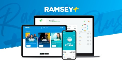 A Ramsey+ membership gives people an easy-to-follow personalized plan for their money. (Photo: Business Wire)