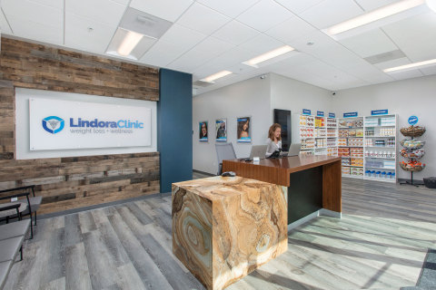 Many of Lindora's clinics have been completely renovated to make them state-of-the art. (Photo: Business Wire)