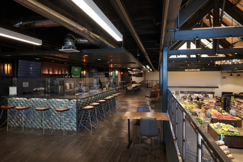 McKinney Loft at Raley's O-N-E Market in Truckee, CA (Photo: Business Wire)