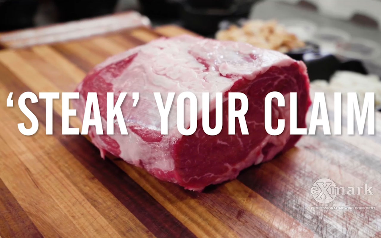 Chefs Kevin Nashan and David Bancroft share tips for grilling great steaks in a new episode of the Exmark Original Series, Prime Cuts.